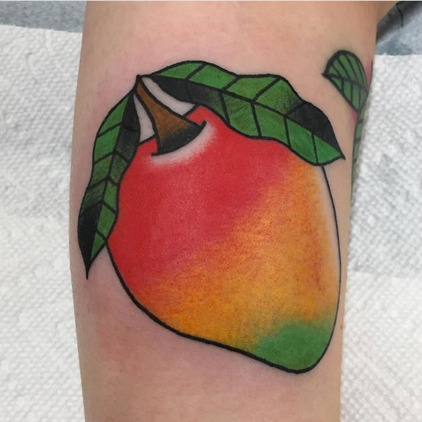 Mango Tattoo Inspiration – Littered With Garbage
